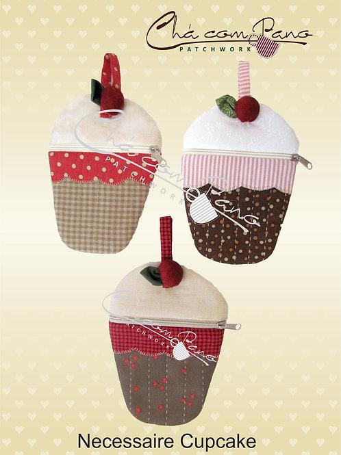 Projeto - Necessaire Cupcake