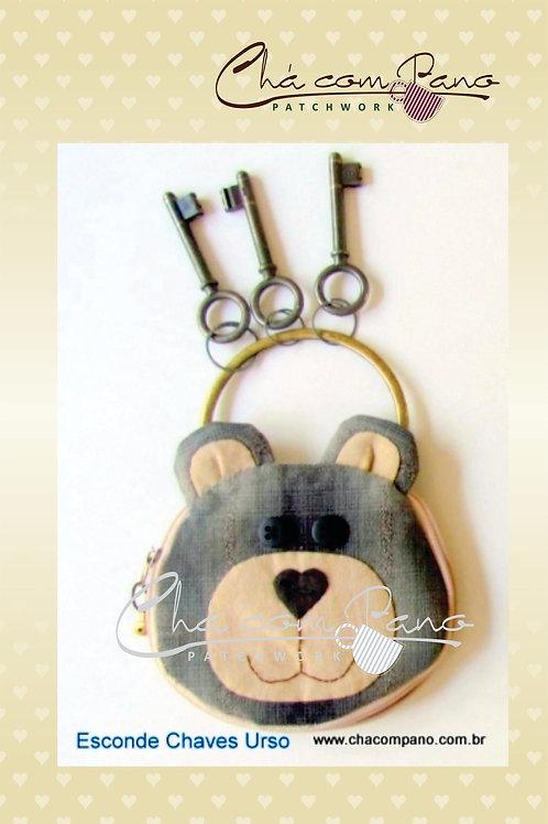 Projeto - Esconde chaves Urso