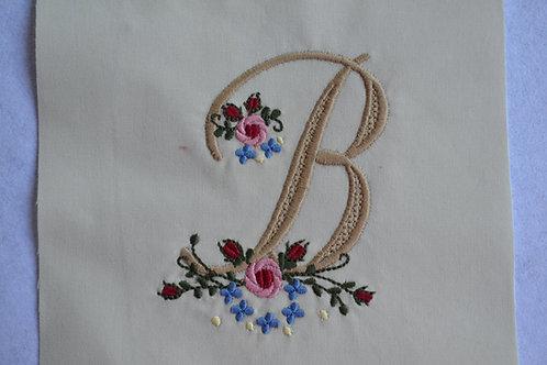 Monograma - B