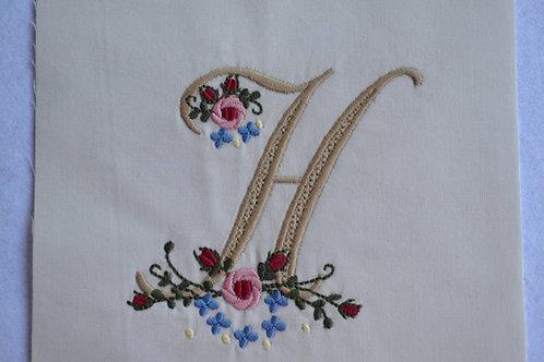 Monograma - H