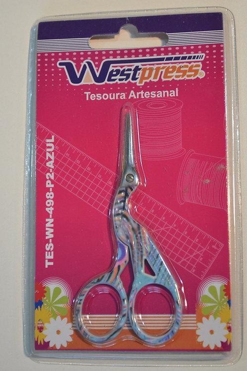 Tesoura artesanal Westpress
