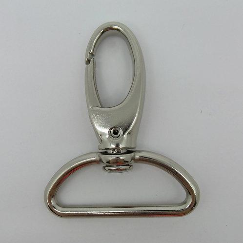 Mosquetão prata - GG