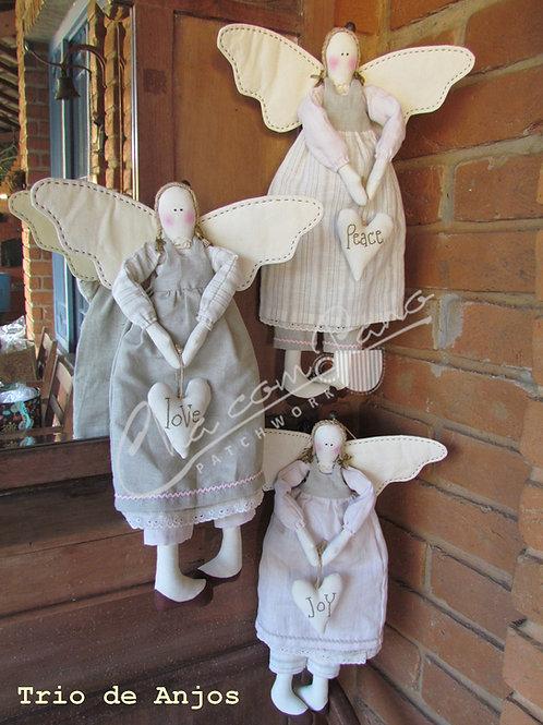 Projeto - Trio de anjos