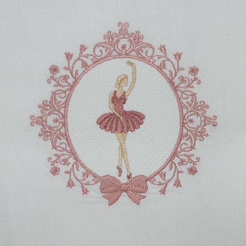 Bailarina Apliqué