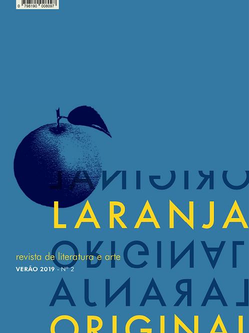 Revista de Literatura e Arte Laranja Original - 2