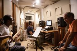 Gravação do CD 'Lavar a Alma'
