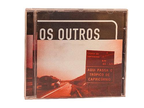 CD Aqui Passa o Trópico de Caprícórnio