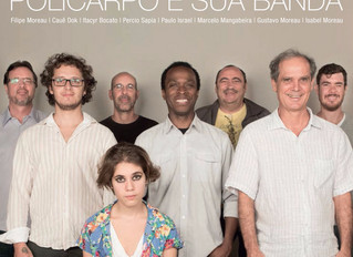 Música 'Tempos Atrás' do CD 'Policarpo e sua Banda'