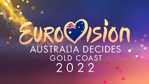 Eurovision - Australia Decides back for 2022!