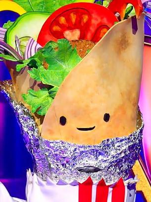 Kebab unmasked as 'Australia Decides' Star on 'The Masked Singer Australia'