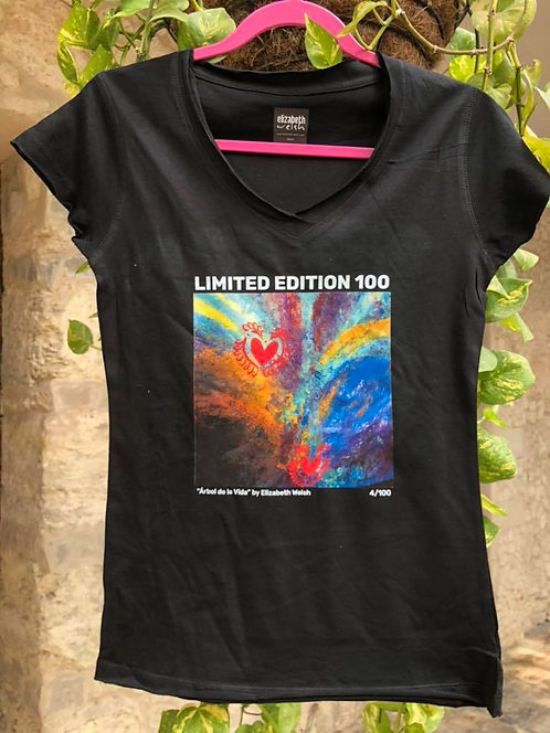 """T Shirt """"Arbol de la Vida"""""""