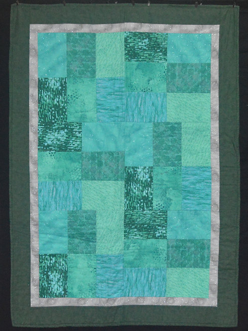 Tranquil Teal