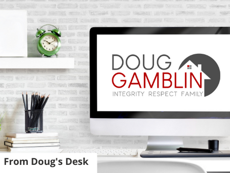From Doug's Desk: What Does This Seller's Market Mean for Me?