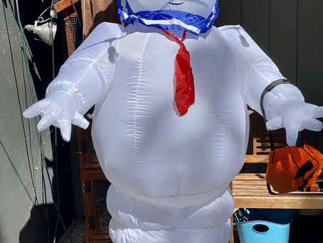 Just Good. No Bad. No Ugly. And the Stay Puft Marshmallow Man.