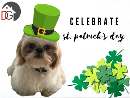Think Green: Home-Centered St. Patrick's Day Celebrations