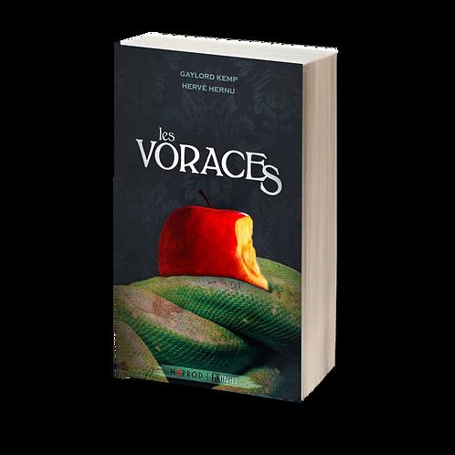 Les Voraces (Livre broché)