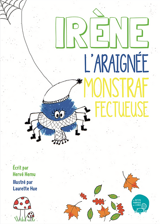 Irène_L'araignée_Monstraffectueuse_-_H