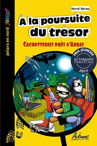 A la poursuite du trésor - Hervé Hernu A
