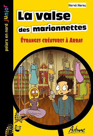 La valse des marionnettes - Hervé Hernu