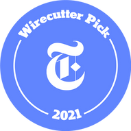New York Times Wirecutter Pick 2021