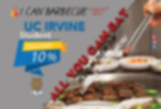 Special Discount fo UC Irvine Student