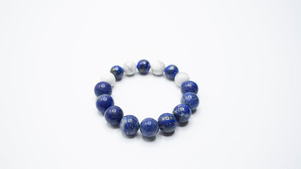 Lapis Lazuli Howlite
