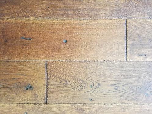 Classique 8792 Oak Cognac Distressed Brushed & UV Lacquered