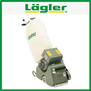 Lagler upright sanding machine