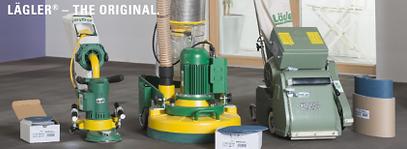 Langler  Sanding Machine