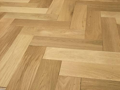Solid Oak Unfinished Blocks