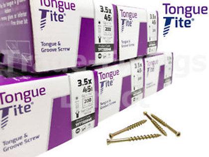 Tongue Tite Screws 3.5 x 45mm