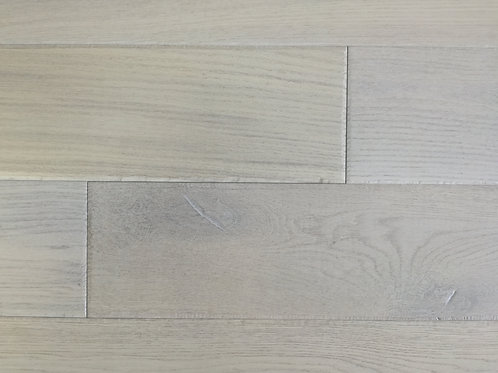 Classique 8791 Oak Whitened Distressed Brushed & UV Lacquered