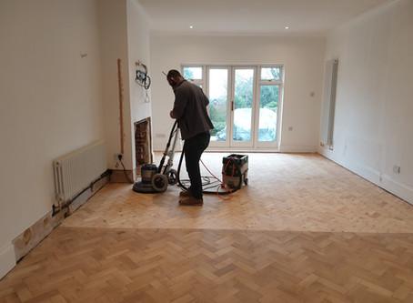 Dust Free Floor Sanding