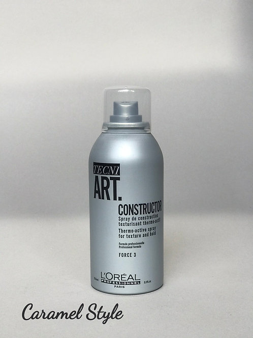 Спрей термоактивний для фіксації та надання форми L'Oréal Tecni.Art 150ml