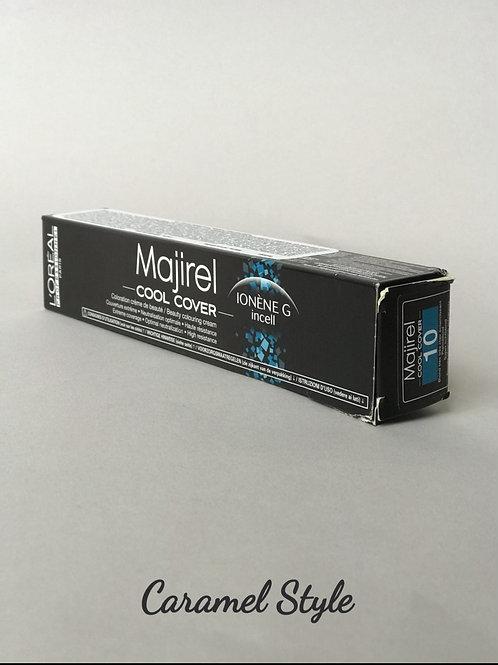 Фарба L'Oréal Professionnel Majirel Cool Cover10 Дуже дуже світлий блондин 50ml