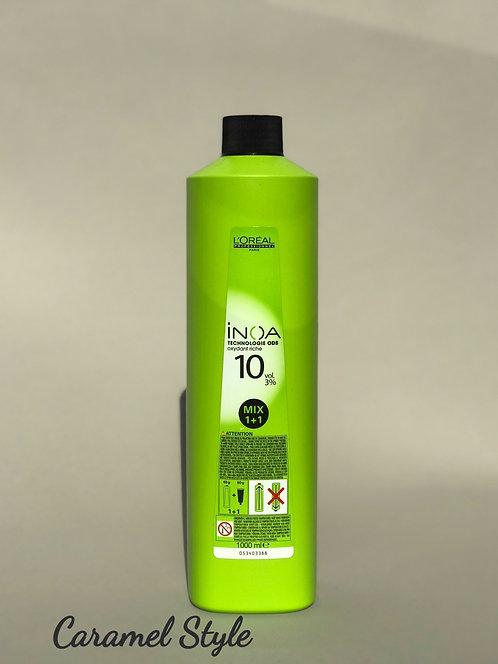 Оксидант L'Oreal Professionnel Inoa Oxydant 3% 10 vol. Mix 1+1 1000ml