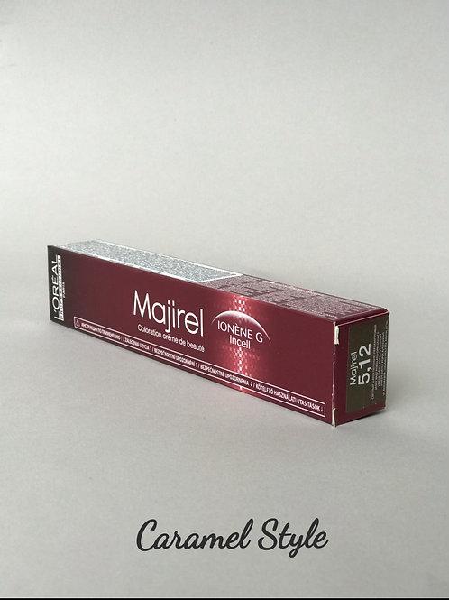 Фарба L'Oréal Professionnel Majirel 5.12 Світлий шатен попелясто перламутр 50ml