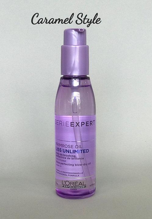 Олія Розгладжувальна термозахисна для неслухняного волосся L'Oreal 125 ml