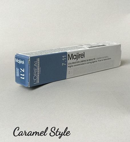 Фарба L'Oréal Professionnel Majirel Glow 7.1. Глибокий блондин попелястий 50ml