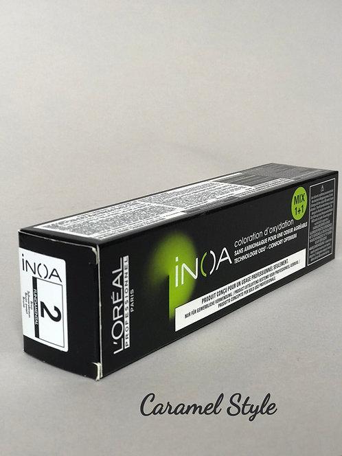 Фарба L'Oréal Professionnel Inoa 2 Дуже темний шатен 60ml