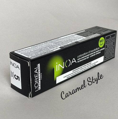 Фарба L'Oréal Professionnel INOA 5 Світлий шатен 60ml
