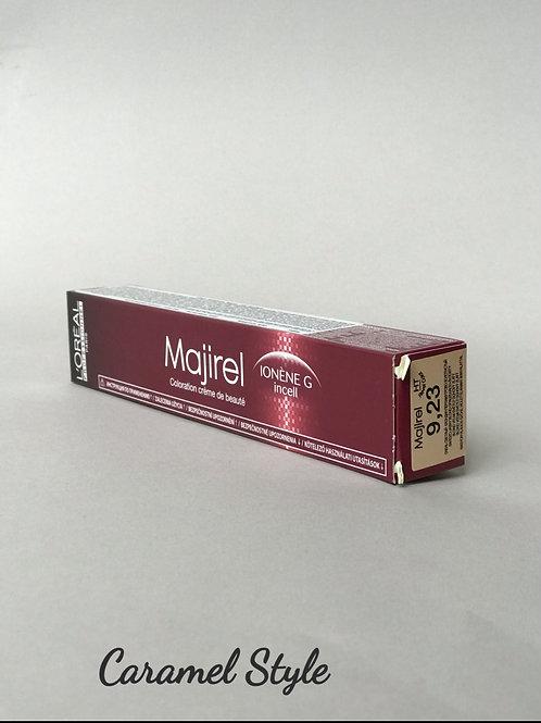 Фарба L'Oréal Professionnel Majirel 9.23 Дуже світлий блондин попел-золот. 50ml
