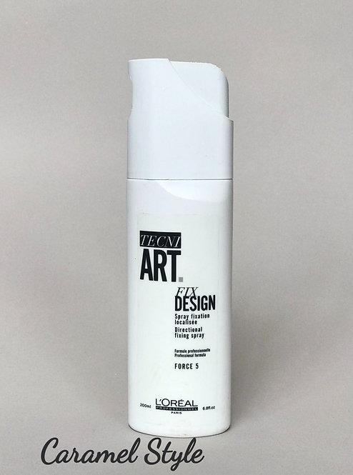 Cпрей для волосся для фіксації та надання форми L'Oréal Tecni.Art  200ml