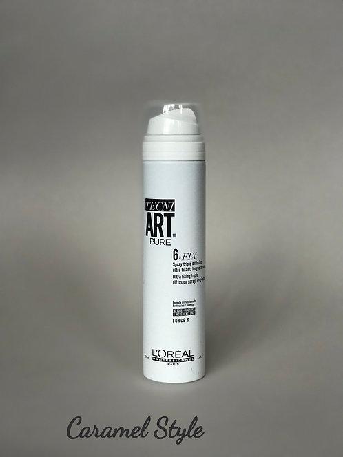 Спрей для ультрасильної фіксації L'Oreal Professionnel Tecni.Art Pure 250ml