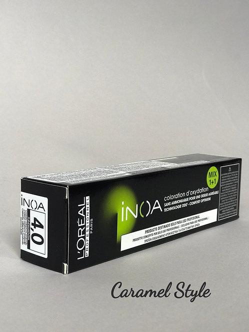 Фарба L'Oréal Professionnel Inoa 4.0 Шатен глибокий 60ml
