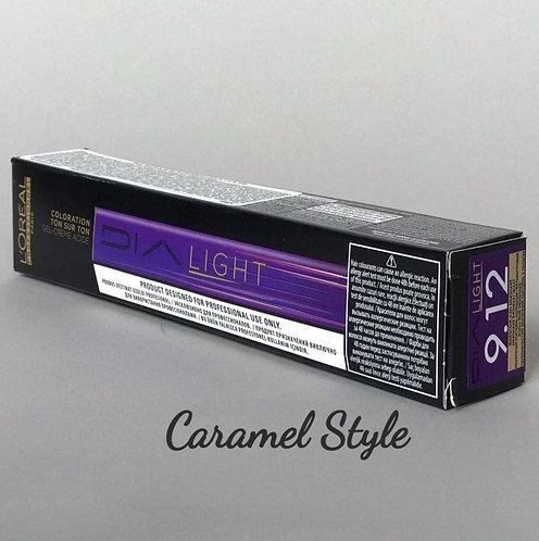 Фарба L'Oréal Professionnel DIA Light 9.12 Молочний коктейль 60ml