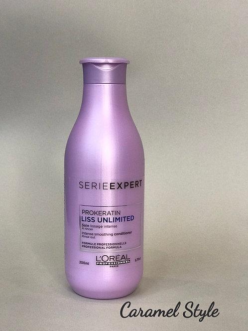Шампунь для сухого і неслухняного волосся L'Oreal Professionnel Liss 300ml