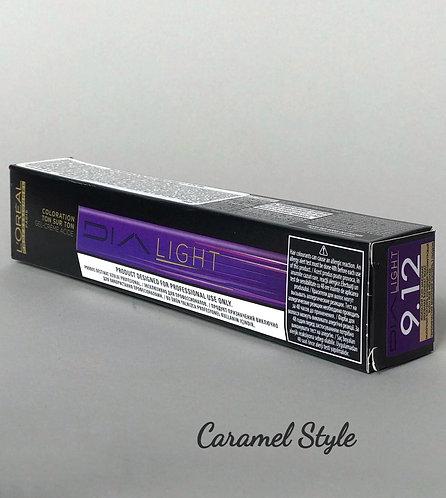 Фарба L'Oréal Professionnel Dia Light Молочний коктейль Холодний Перламутровий 5