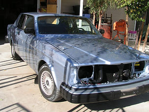 Volvo 240 Restoration Services