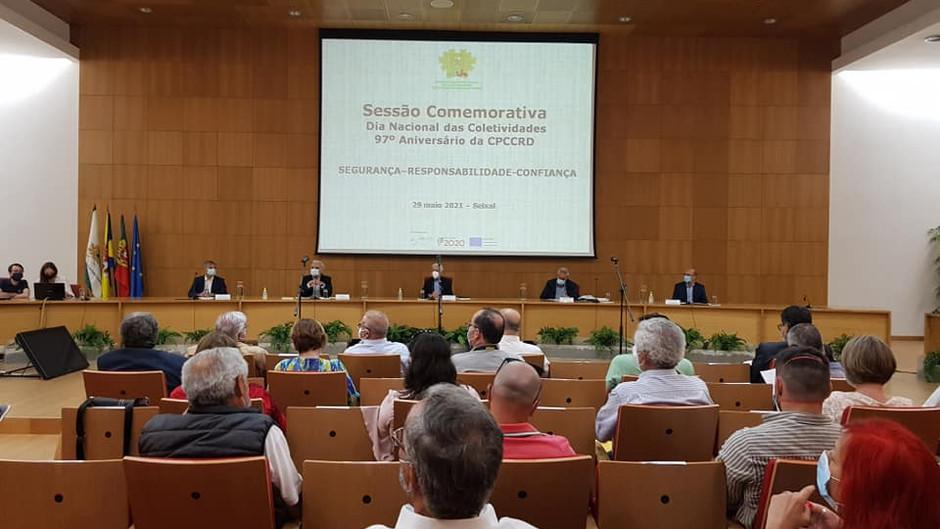 Dia Nacional das Coletividades e 97º Aniversário da CPCCRD - Mensagem da Direção da CPV